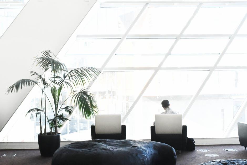 design meblowy w salonie